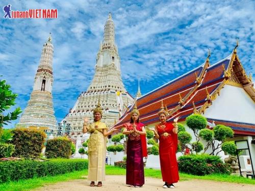 Du lịch Thái Lan 5 Ngày chỉ 4.999.000 đồng