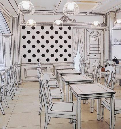 Với những thực khách khác, 2D Cafe giống như một giấc mơ dành cho những ai thích chụp hình sống ảo trên Instagram. Nhiều người khác khi lần đầu nhìn thấy bức ảnh chụp quán, họ cứ ngỡ đây là một bức vẽ, chứ không phải hình chụp thực tế.