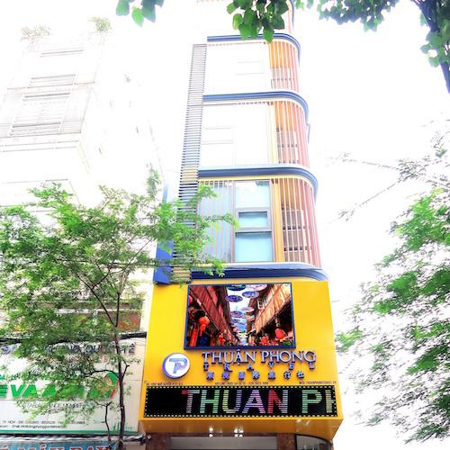 Bộ nhận diện thương hiệu mới của  Thuận Phong Travel.