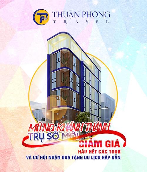 Thuận Phong Travel giảm giá tour, tặng quà - 3