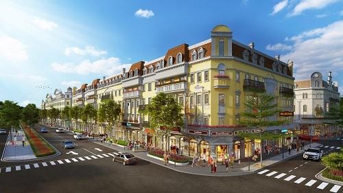 Shophouse Europe thuộc dự án Sun Plaza Grand World dự kiến bàn giao cho các chủ sở hữu ngay cuối năm nay, sẽ mang đến cho du khách những dãy phố mua sắm, tiêu dùng sành điệu. Chi tiết liên hệ hotline: 093 520 5858 hoặc website: www.sunplazagrandworld.com.