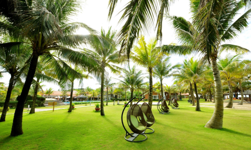 Khu nghỉ dưỡng 4 sao bên bờ biển Phú Quốc