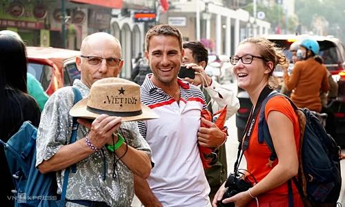 Năm ngoái, TP HCM và Hà Nội nằm trong100 điểm đến du lịch đón nhiều khách nhất trên thế giới, theo báo cáo của Euromonitor International. Ảnh: Phong Vinh.