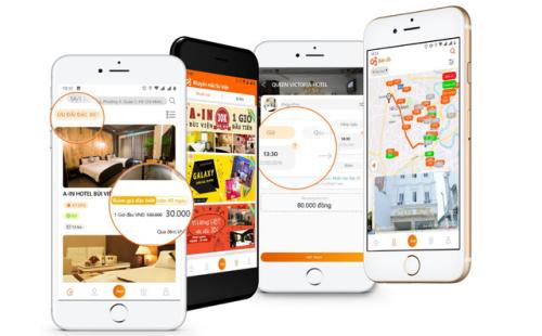 Go2Joy có mặt trên nền tảng iOS và Androidtại đây. Ảnh: Go2Joy.