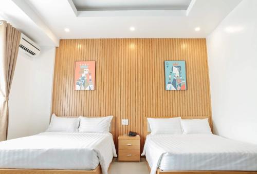 Go2Joy phục vụ 5.000 lượt đặt phòng mỗi tháng. Ảnh: Khách sạn Hoàng Anh Vũng Tàu.
