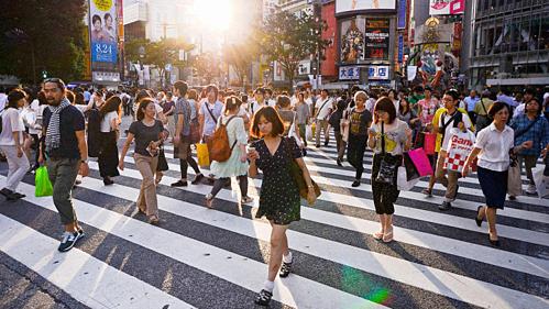 Nhật Bản có hai thành phố an toàn thứ nhất và thứ ba. Ảnh:Top5Review.