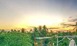 4 khách sạn lơ lửng trên cao ở Thái Lan