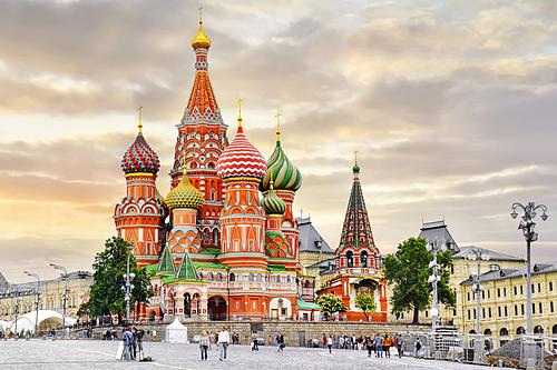 77% diện tích của Nga nằm ở châu Á: Ảnh: Bunkyo.