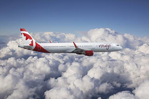 Nữ hành khách cho biết cô phát hiện một người khách đã được phép sử dụng nhà vệ sinh trong thời gian trì hoãn đó, trong khi mình lại bị từ chối. Ảnh: Air Canada.