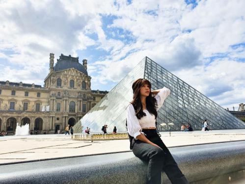 Bí quyết chụp ảnh khi du lịch một mình ở châu Âu - 1