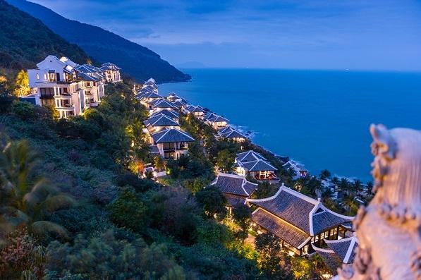 Khách sạn InterContinental Danang Sun Peninsula Resort.