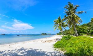 Cuộc sống bình yên trên đảo Hải Tặc