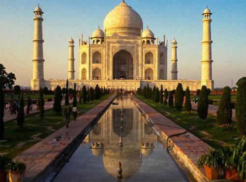 Nơi thể hiện tình yêu với vợ ba của vua Ấn Độ