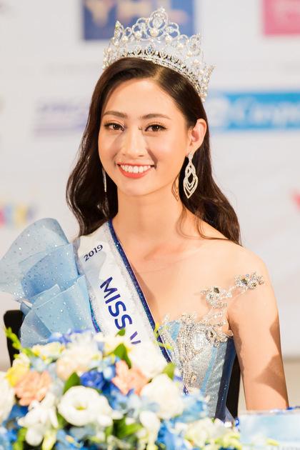 Hoa hậu Thế giới Việt Nam 2019, Lương Thuỳ Linh.