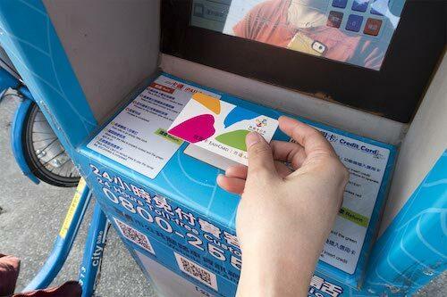 Thẻ EasyCard được người Đài Loan sử dụng rộng rãi. Ảnh:Happymind Travels.