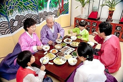 7 quy tắc trên bàn ăn của người Hàn Quốc - VnExpress Du lịch