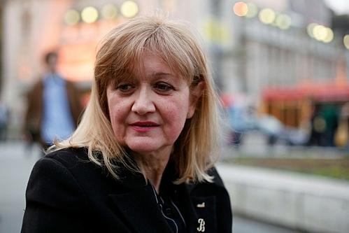 Vesna Vulovic, người duy nhất sống sót trong số 28 người có mặt trong vụ nổ máy bay năm 1972. Ảnh: Filip Horvat/The International Herald Tribune.