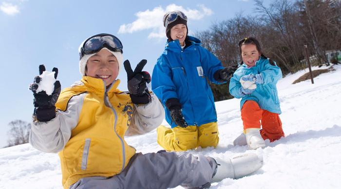 Trải nghiệm trượt tuyết tại Grinpa: Shutterstock