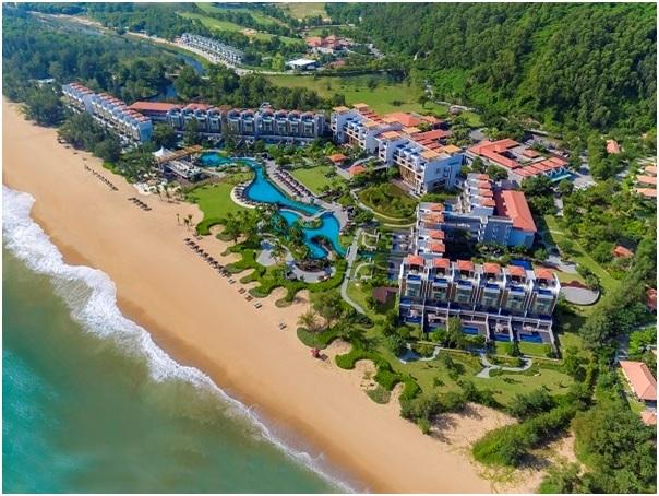 Angsana Lăng Cô - resort 5 sao tốt thứ 2 châu Á, thứ 12 toàn thế giới.