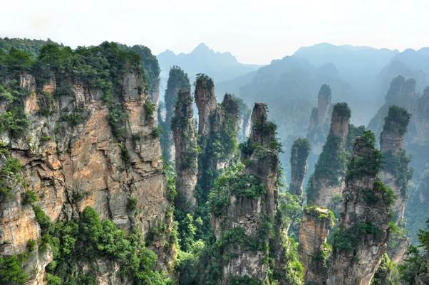 Hoàng Sơn được công nhận là di sản văn hoá thế giới.