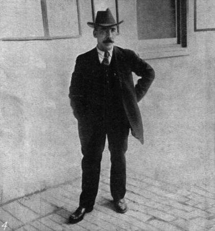 Ông Charles Joughin. Ảnh: Wiki.