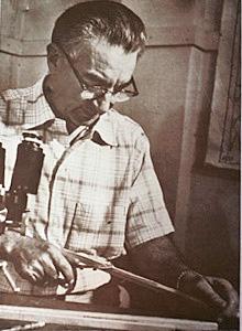 Edmund Schulman. Ảnh: Đại học Arizona.