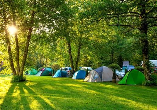 Family Camping Day – Ngày hội cắm trại dành cho gia đình diễn ra tại Công viên Hồ Thiên Nga, khu đô thị Ecopark.
