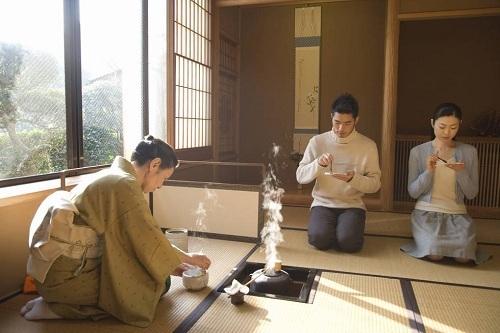 Một buổi trà đạo tại Nhật Bản. Ảnh:El País.