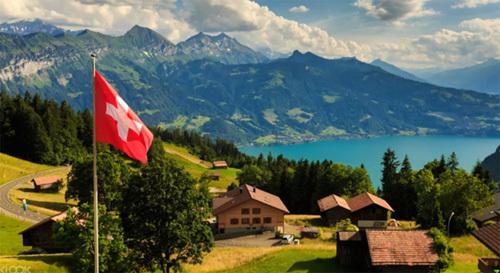 Thụy Sĩ là một trong những điểm đến thu hút nhiều khách du lịch nhất trên thế giới.