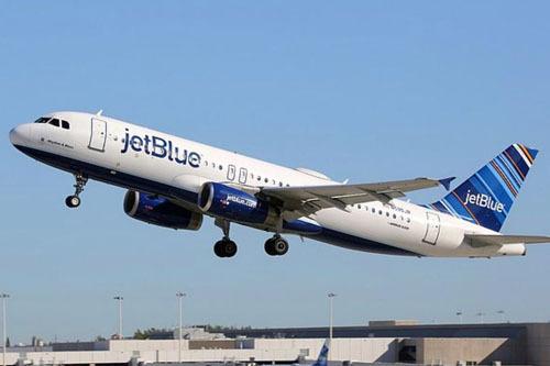 JetBlue đã đưa ra một câu hỏi mà nhiều khách hàng cho rằng nó rất khó để trả lời. Ảnh: Twitter.