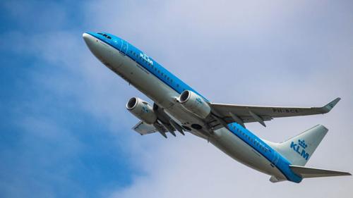 KLM là hãng hàng không hoàng gia Hà Lan. Ảnh: Fox News.