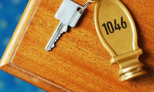 Vị khách bí ẩn trong căn phòng 1046 đến nay đã trở thành một trong những chi tiết nổi tiếng nhất của khách sạn. Ảnh: Mental floss.