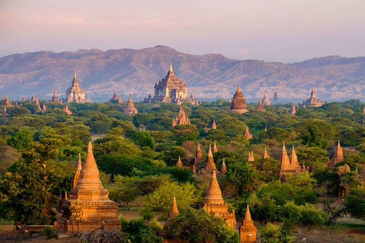 Việt Nam cũng nằm trong top 3 các quốc gia Đông Nam Á mà người Myanmar ghé thăm nhiều nhất, sau Thái Lan và Singapore. Ảnh: Thaiger.