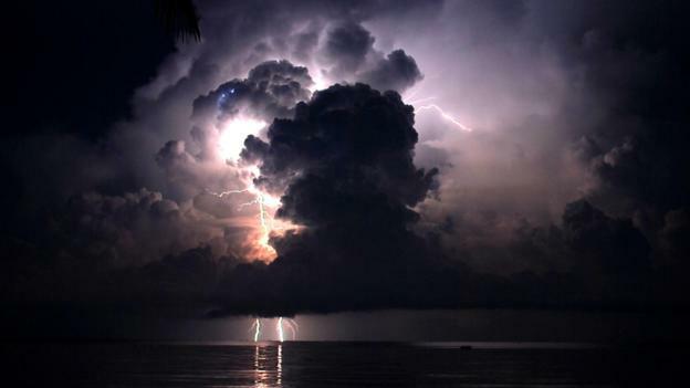 Hồ Maracaibo là một điểm đến phổ biến với những khách du lịch muốn chứng kiến hiện tượng khí quyển. Ảnh: Alan Highton/BBC.