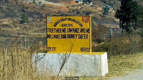 Cùng nhau chúng ta có thể và sẽ khiến cho những chuyến đi trở nên an toàn hơn. Ảnh: Chris Dwyer/BBC