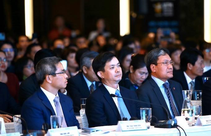Các chuyên gia, khách mời tại sự kiện.