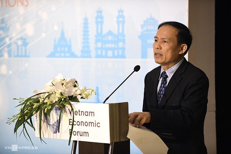 Phó Tổng cục trưởng - Tổng cục Du lịch Ngô Hoài Chung. Ảnh: Kiều Dương.