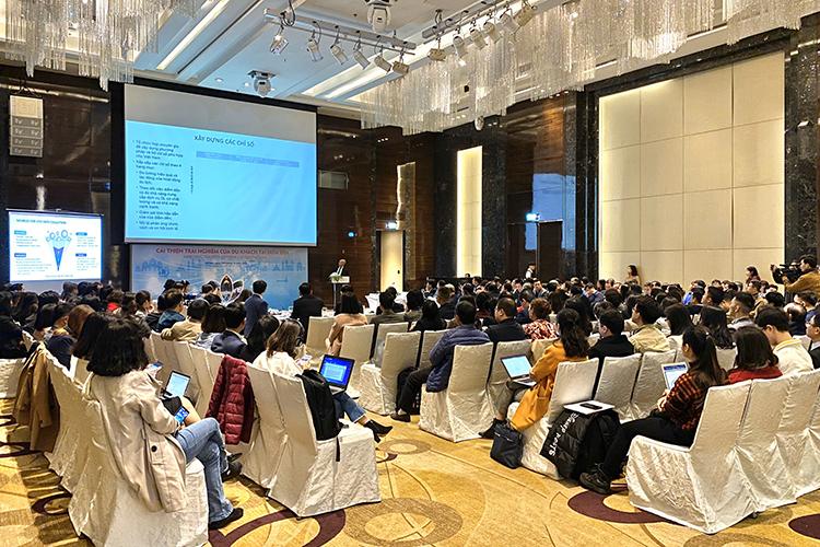 Cải thiện trải nghiệm của du khách tại điểm đến là nội dung thảo luận tại chuyên đề 3 thuộc Diễn đàn Cấp cao Du lịch Việt Nam ngày 9/12.