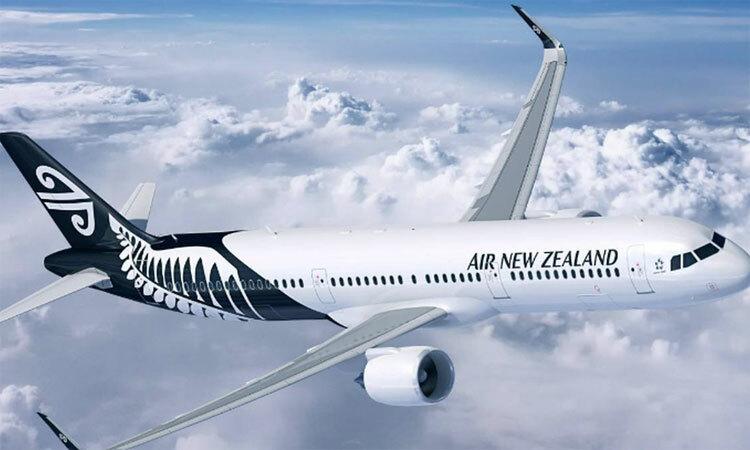 Cô gái mong chờ độc giả tìm giúp mình chàng trai cô gặp trên máy bay và trúng tiếng sét ái tình. Ảnh: Air New Zealand.