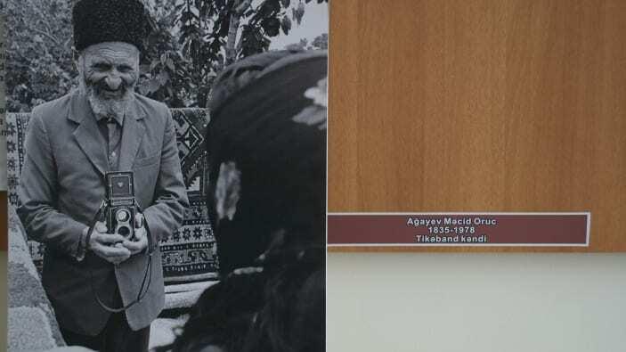 Cụ Majid Aghayev được cho là sống thọ tới 143 tuổi. Ảnh: Kamilla Rzayeva.