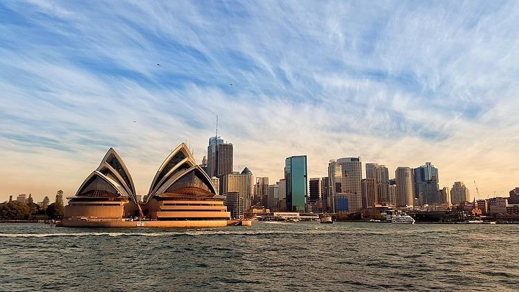 Sydney là thành phố du lịch nổi tiếng nhất của Australia. Ảnh: Pixabay.