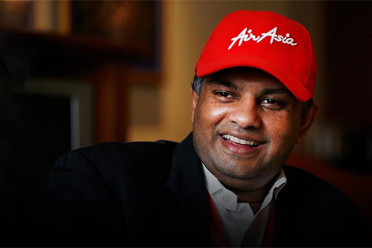 Doanh nhân Malaysia Tony Fernades, ông chủ AirAsia -hãng hàng không giá rẻ tốt nhất thế giới 11 năm liên tiếp tính đến 2019. Ảnh: AstroAwani.