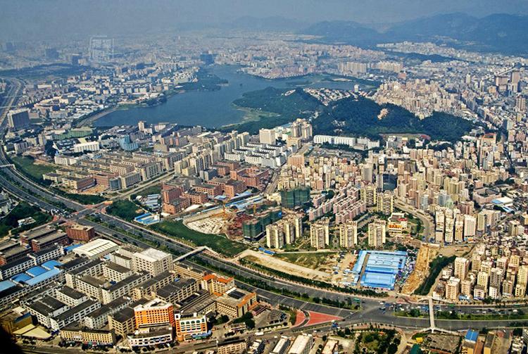 Theo Qihoo 360 Big Data Centre, một trong những trung tâm hàng đầu về dữ liệu Internet tại Trung Quốc, Đông Quản là thành phố vắng vẻ nhất vào Tết Âm lịch năm 2017. Ảnh:China.org.cn