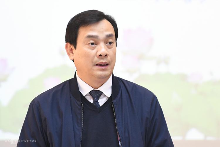 Ông Nguyễn Trùng Khánh, Tổng cục trưởng Tổng cục Du lịch Việt Nam cho biết ngành du lịch đã có những kịch bản để kích cầu du khách trở lại ngay sau khi dịch viêm phổi chấm dứt, dự kiến vào tháng 3/2020. Ảnh: Kiều Dương.