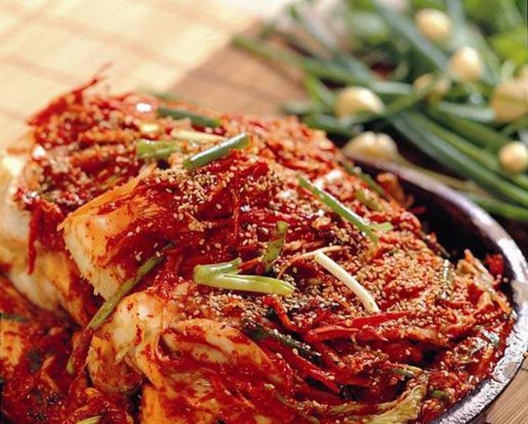 Kimchi ở Gwangju được cho là ngon nhất nước. Ảnh: En.