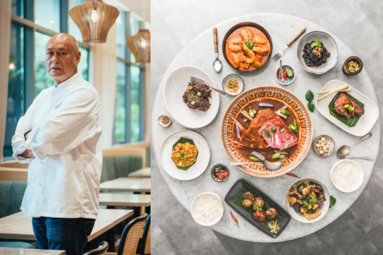 Tại nhà hàng Folklore, DSilva nấu các món gia đình truyền thống để mang lại hương vị sâu sắc và có chiều sâu. Ảnh: Folklore.
