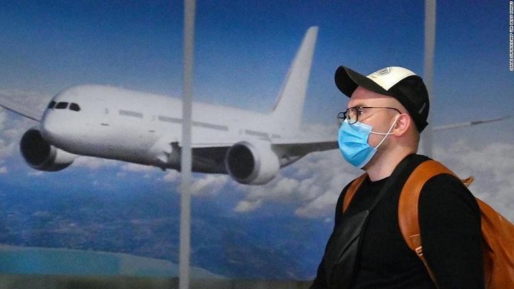 Một trong những nỗi lo của hành khách là vệ sinh trên máy bay và băn khoăn liệu phi cơ đã thực sự được khử trùng trước khi họ ngồi vào chỗ hay chưa. Ảnh:AFP.