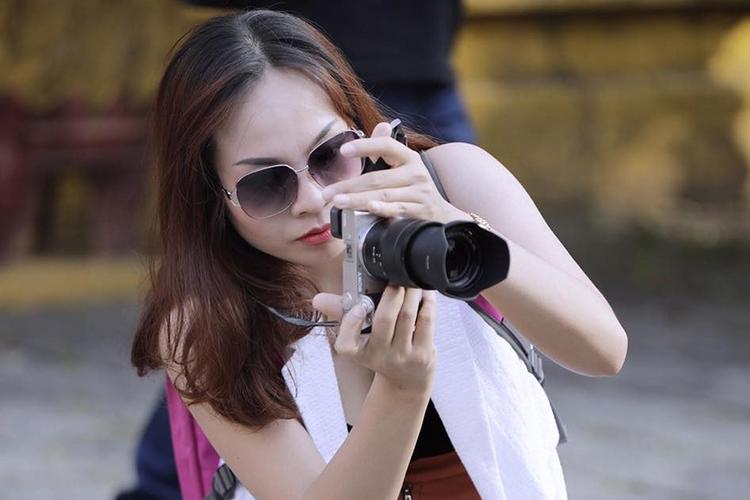 Nhiếp ảnh gia Khánh Phan. Ảnh: ptkhanhhvnh/Instagram.