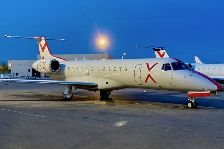 Một chuyến bay khứ hồi sử dụng phi cơ với sức chứa khoảng 12 - 14 hành khách có giá từ 250.000 - 300.000 USD, một mức giá khá cạnh tranh so với vé hạng nhất. Ảnh: Zach Griff/The Points Guy.