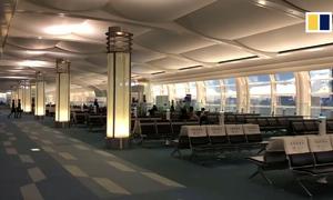 Sân bay khắp châu Á vắng vẻ giữa Covid-19
